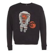Image of T-Rex Astronaut Sweatshirt | Unisex XXL
