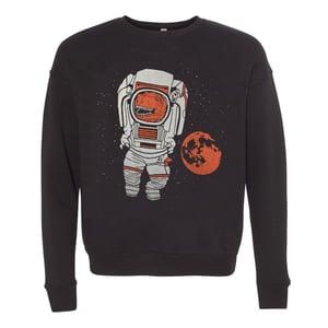Image of T-Rex Astronaut Sweatshirt