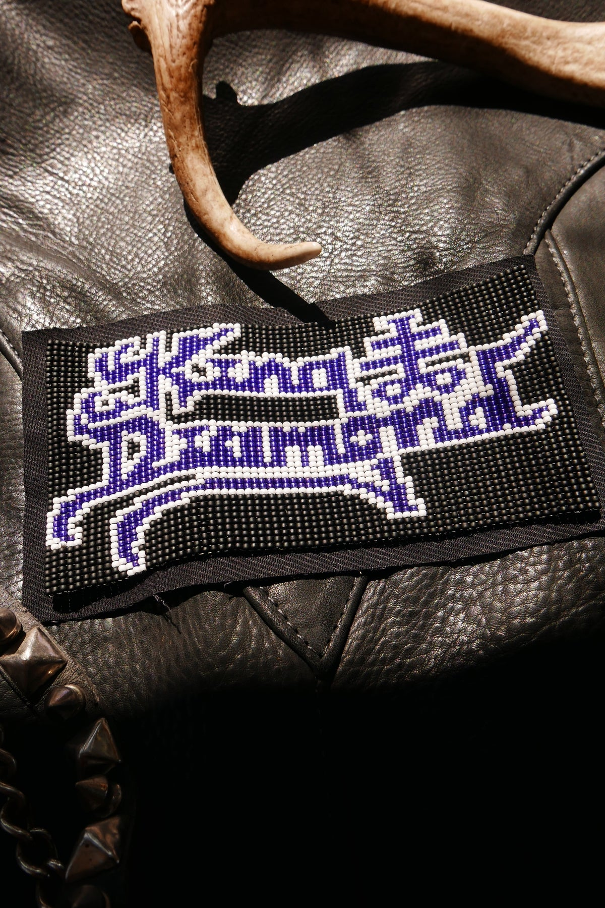 Image of King Diamond patch
