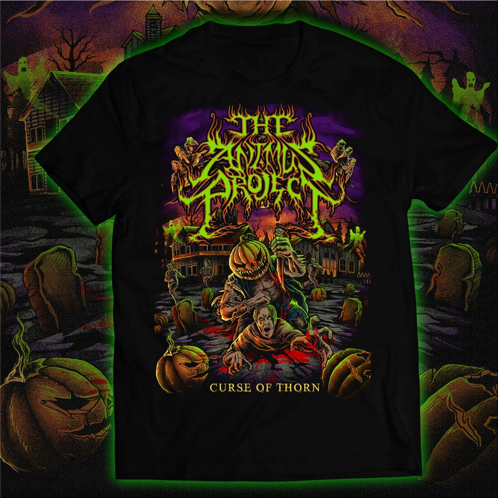 "Image of The Animus Project ""CURSE OF THORN"" T SHIRT"