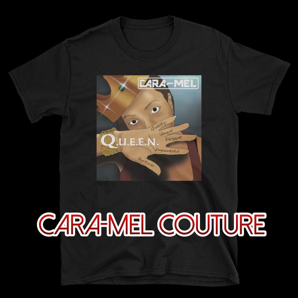 Image of Official Q.U.E.E.N. Black T-Shirt
