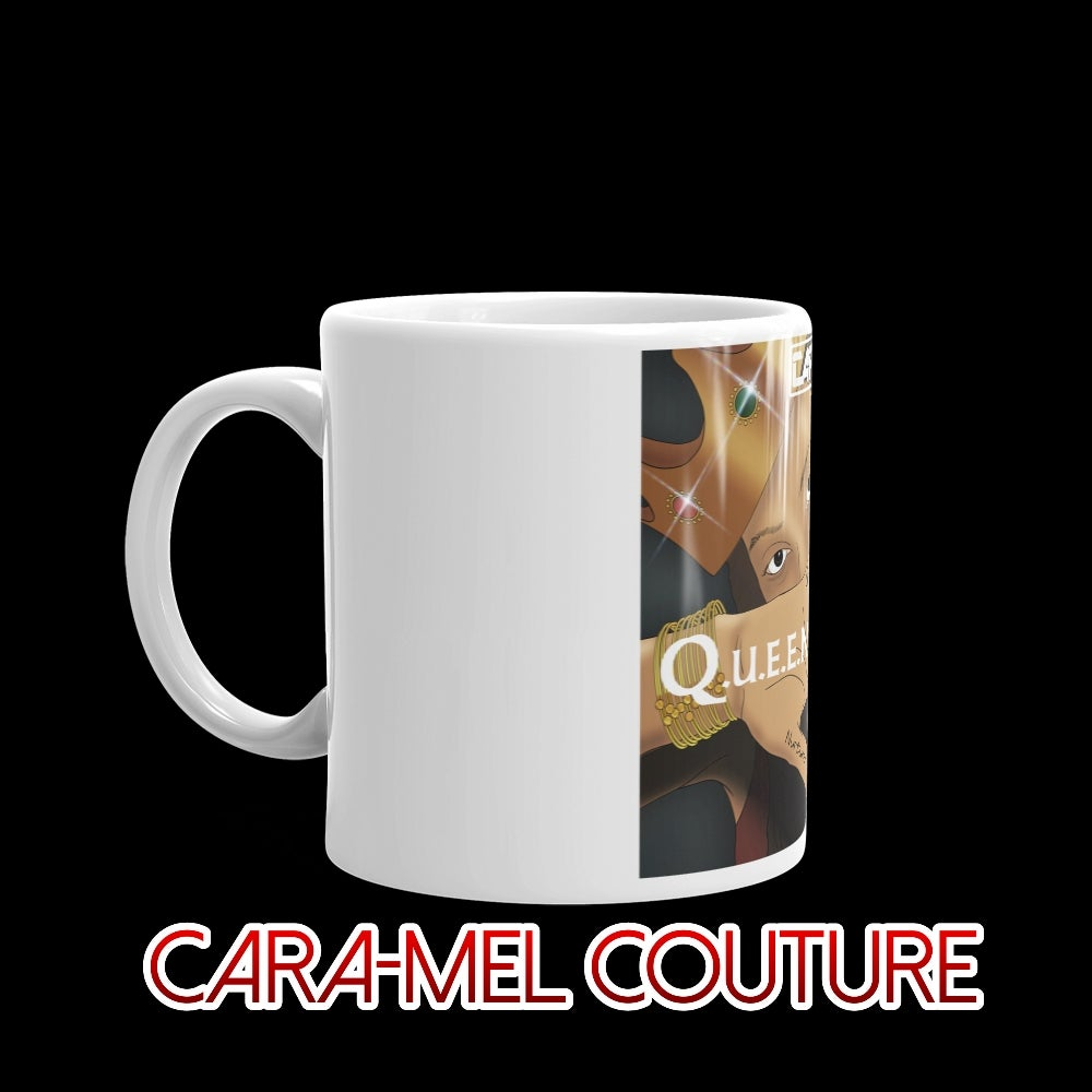 Image of Q.U.E.E.N. Coffee Mug