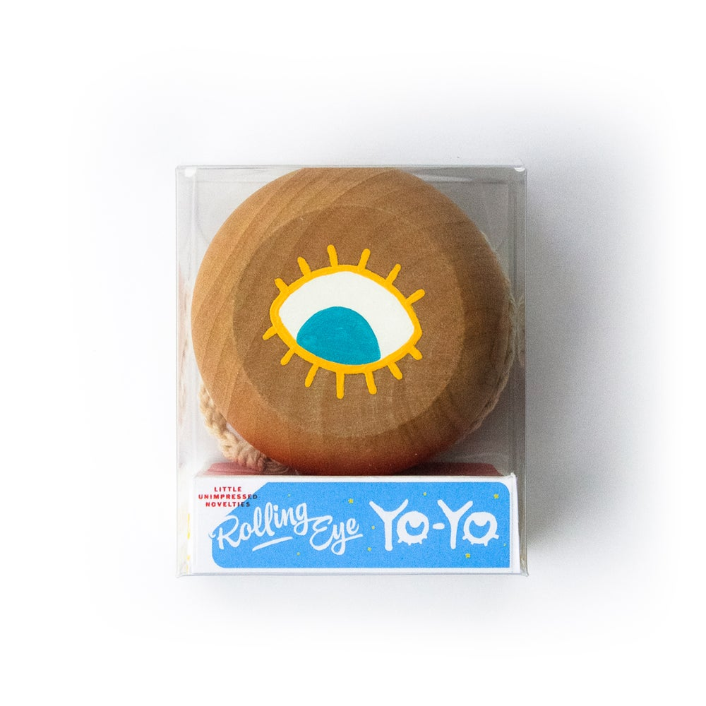 Image of Rolling Eye Yo-Yo Part Deux
