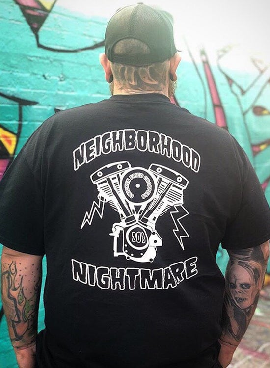 "Image of ""Nightmare"" T-Shirt"