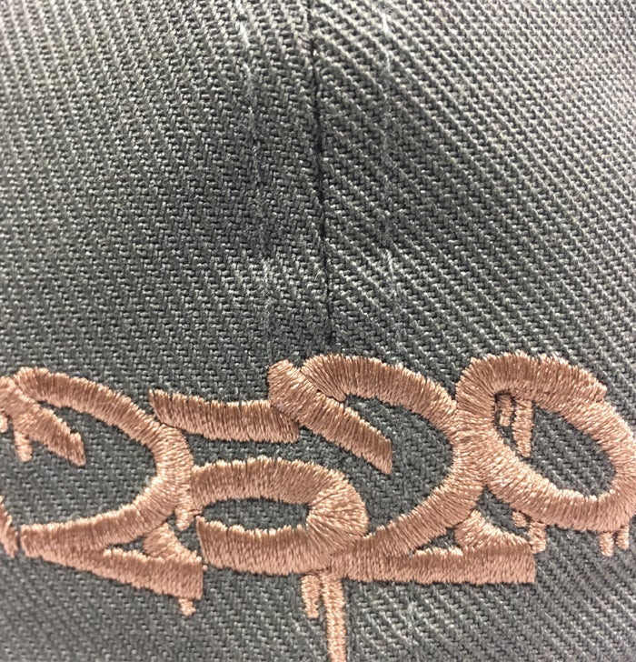 "Image of 2520 X NEW ERA  MONOGRAM LOGO ""T5T"" 59FIFTY FITTED - NEW OLIVE"