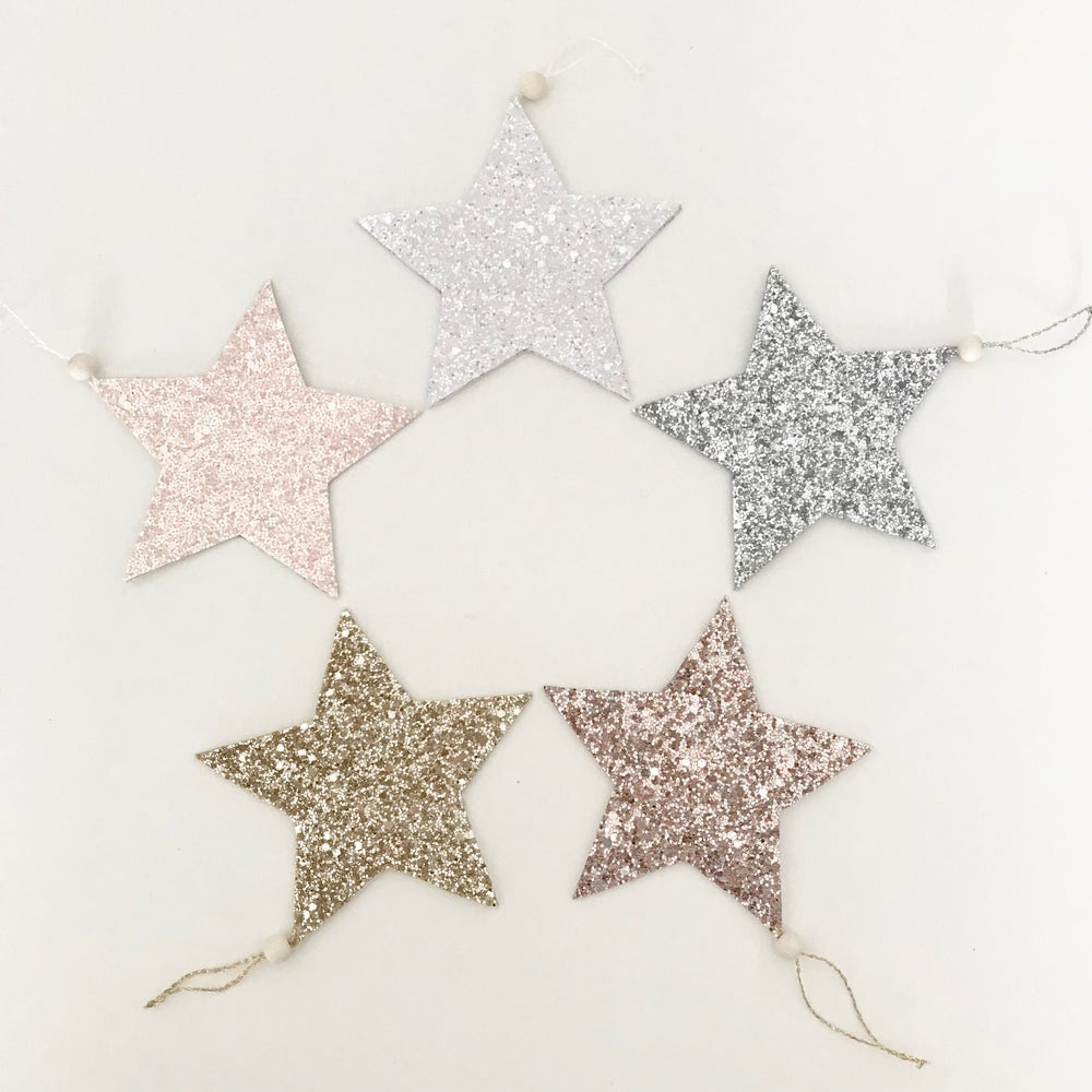 Image of Star Ornament keepsakes