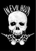 Image of NEHXC Skull (Back Print) - T Shirt (Black)