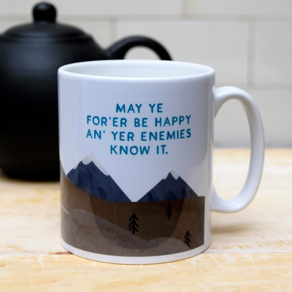 Image of Yer enemies know it (Mug)