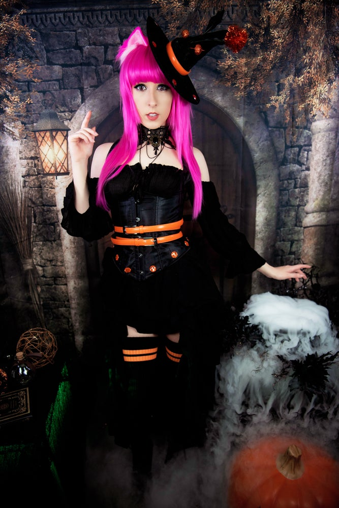 Image of Halloween Siashi Set
