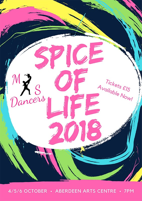 Image of Spice of Life 2018 - Maitland Seivwright Dancers