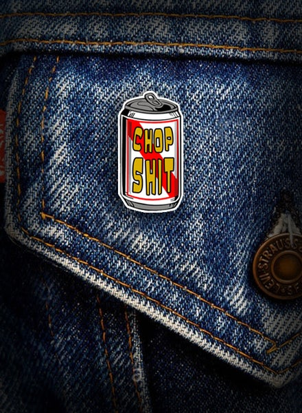 Image of CFC Road Soda [Lapel Pin]