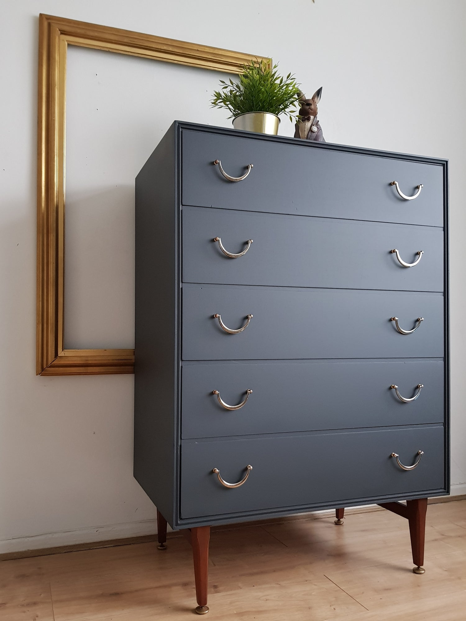 Image of Mid century modern meredew drawers