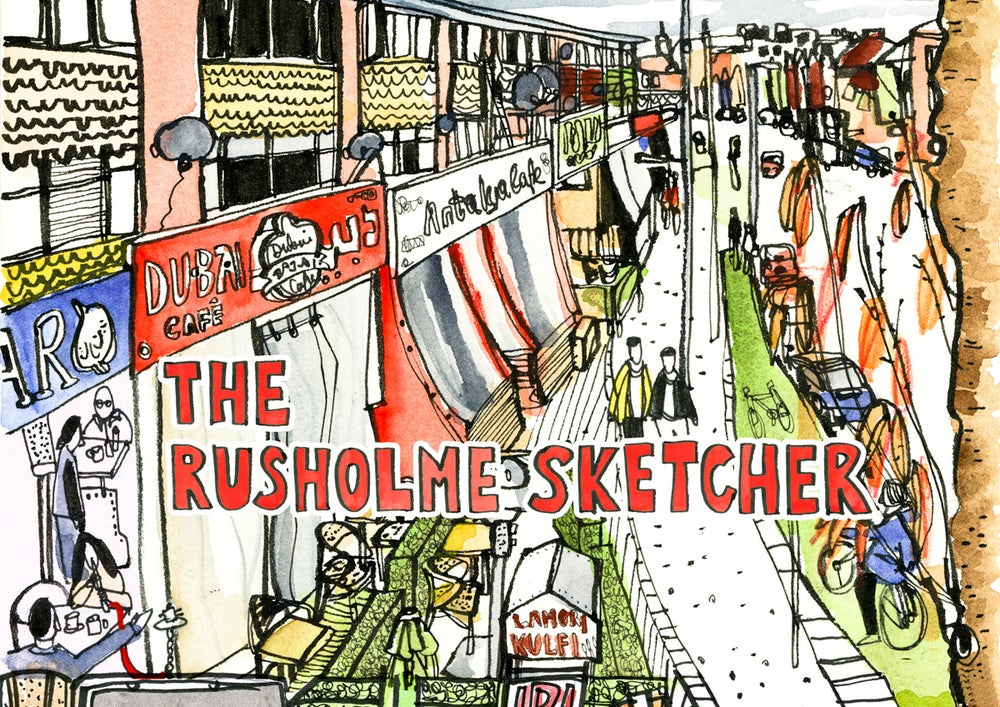 Image of The Rusholme Sketcher