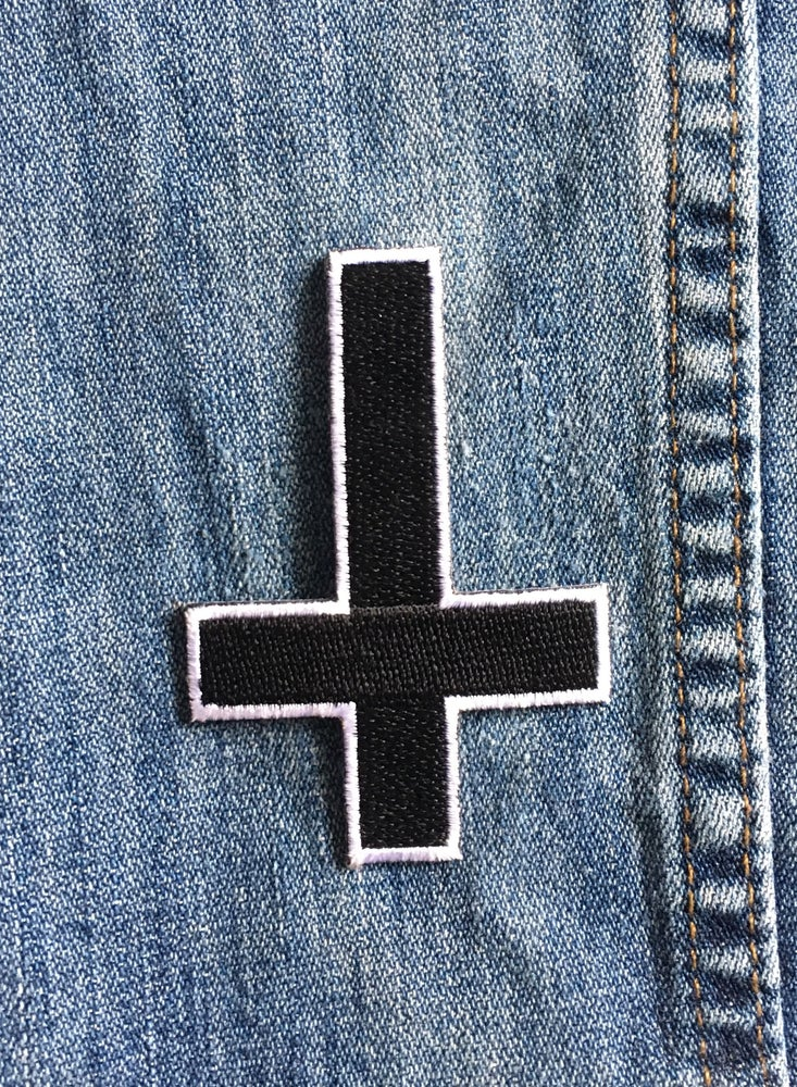 Image of Black Cross [Patch]