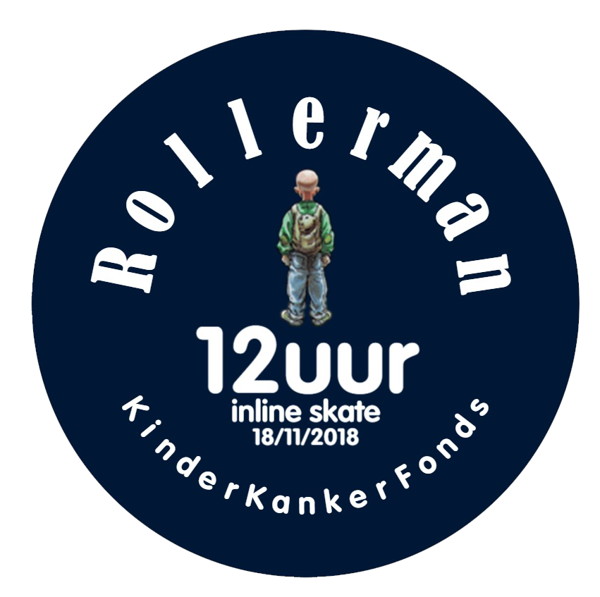 Image of Rollerman's 12uur 18/11/2018 pins