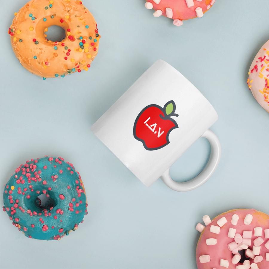 Image of Glossy Logo Mug