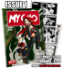 Image of MYCHO COMICS ISSUE 1 -
