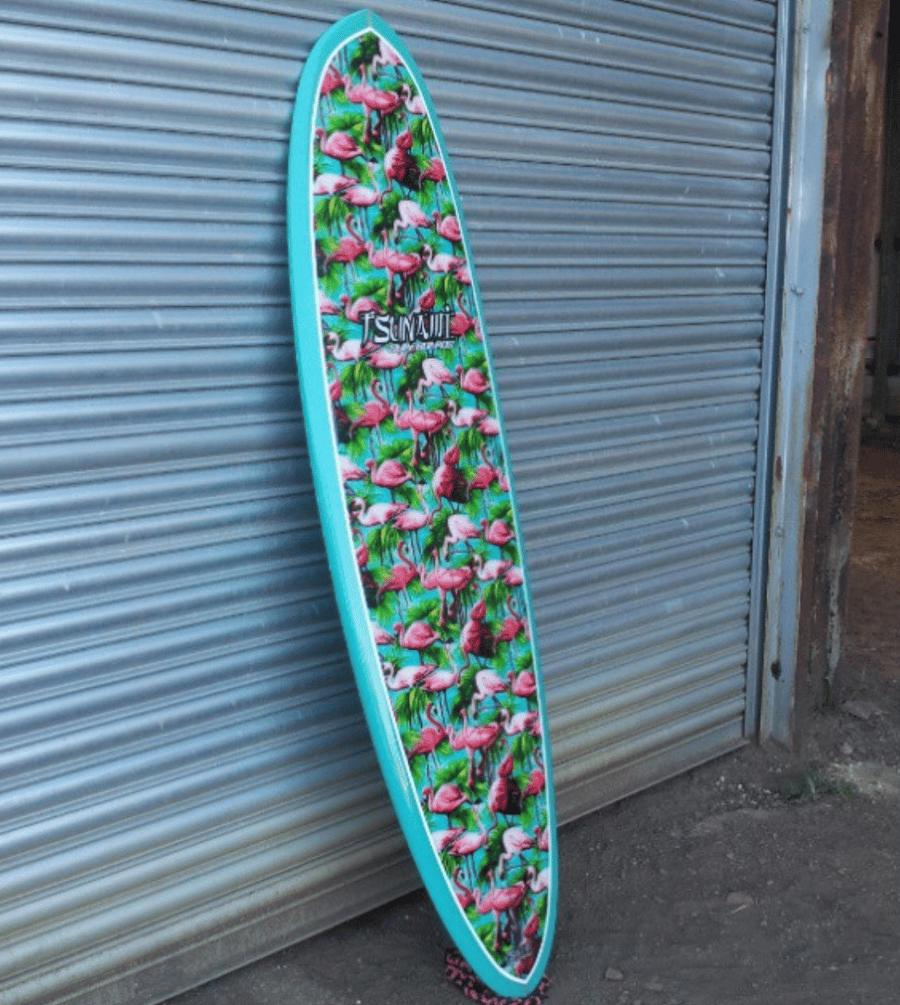 Image of Custom fish and retro boards