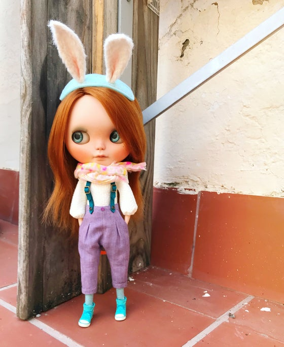 Image of Bohemian Bunny set for Neo Blythe