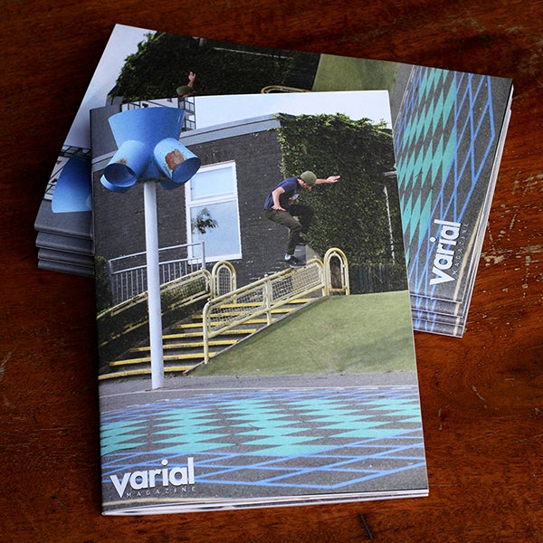 Image of Varial issue 6