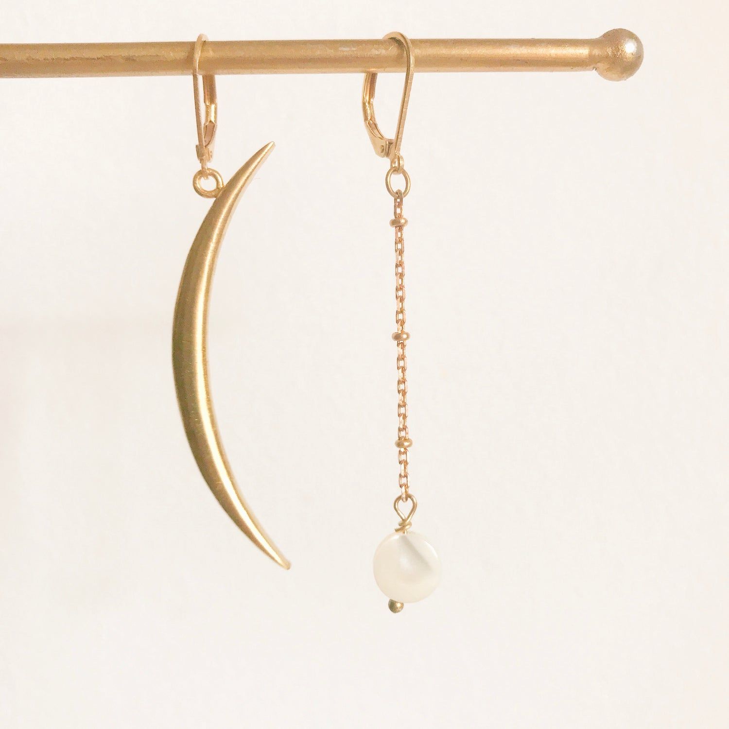 "Image of ""Bring on the night"" Boucles d'oreilles"""
