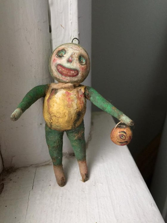 Image of Halloween Veggie