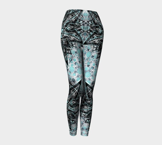 Image of Snowflake Ninja Leggings