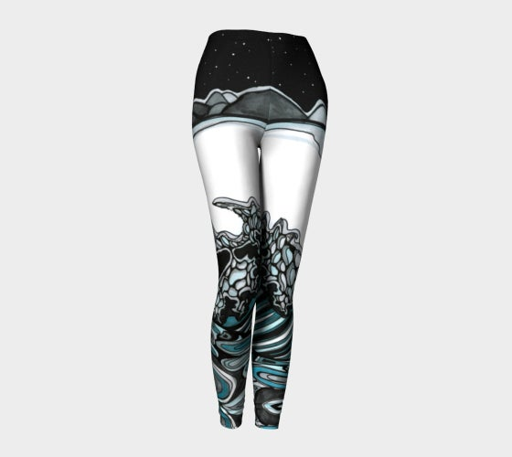 Image of Mountain Wave Leggings