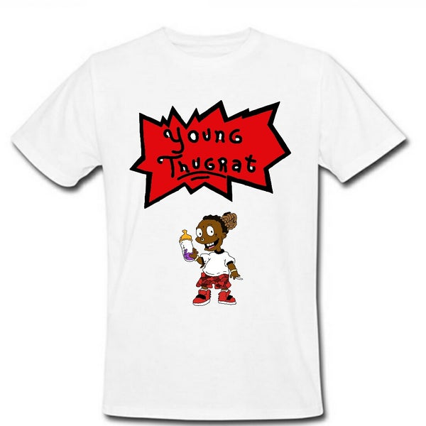 Image of Young Thugrat tee