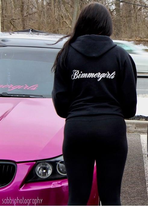 Image of BIMMER GIRLS ZIP UP SWEATSHIRT