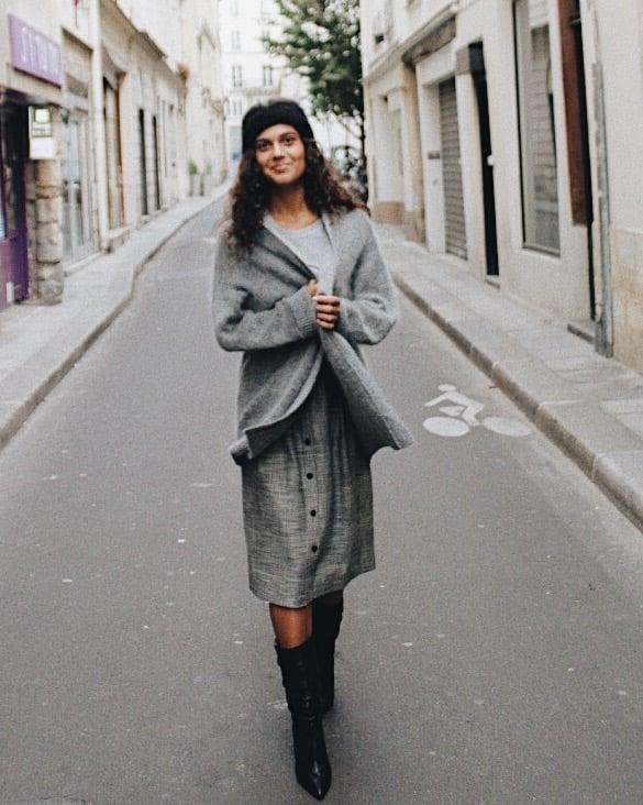 Gilet Olga - Maison Brunet Paris