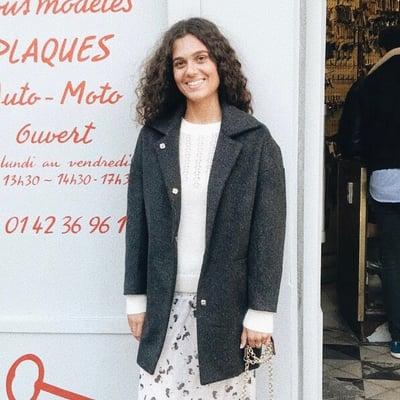 Veste Gilles 195€  -50% - Maison Brunet Paris