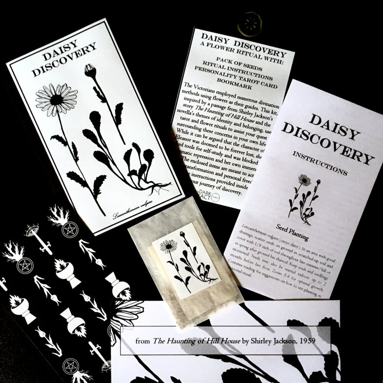 Image of Daisy Discovery Ritual Kit by The Dark Exact