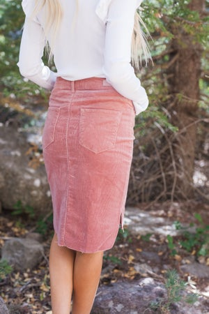 Image of Cambria Courdoury Skirt