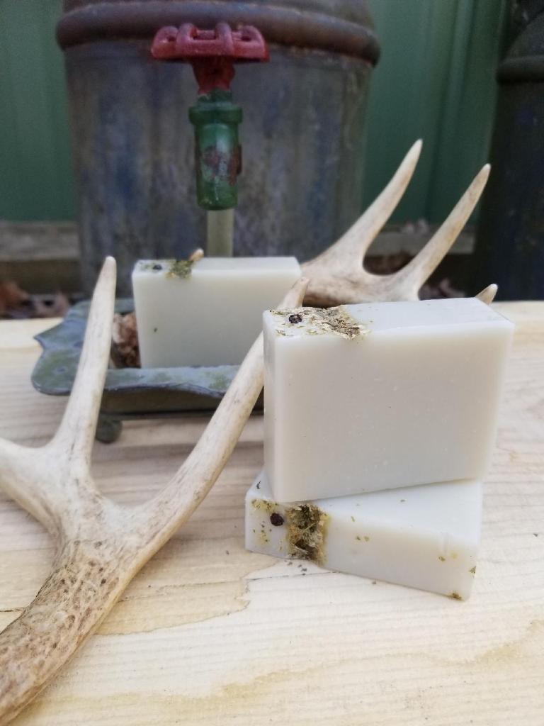 Image of Velvet Green Artisan soap