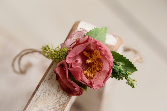 Image of May rose headband