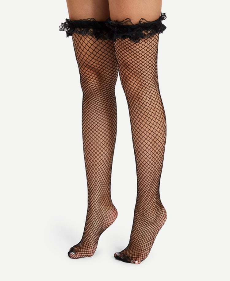 Image of RUFFLE MY FISHNET