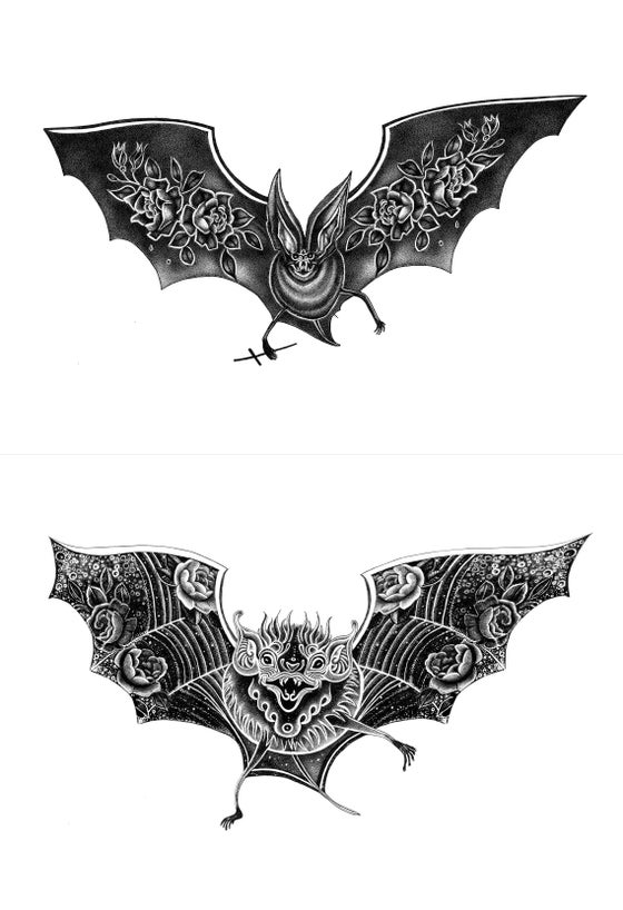 Image of Bat duo