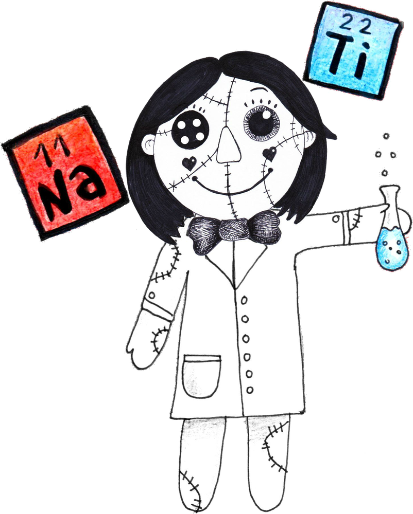 Image of NaTi Lab Chem Element Button