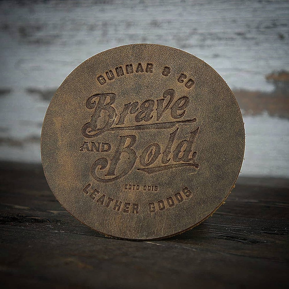 Image of Brave and bold coasters
