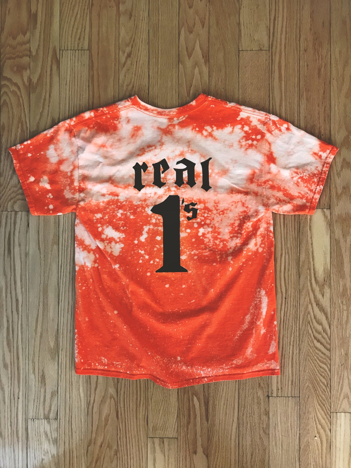 REAL 1's - T-SHIRT (LIMITED EDITION)