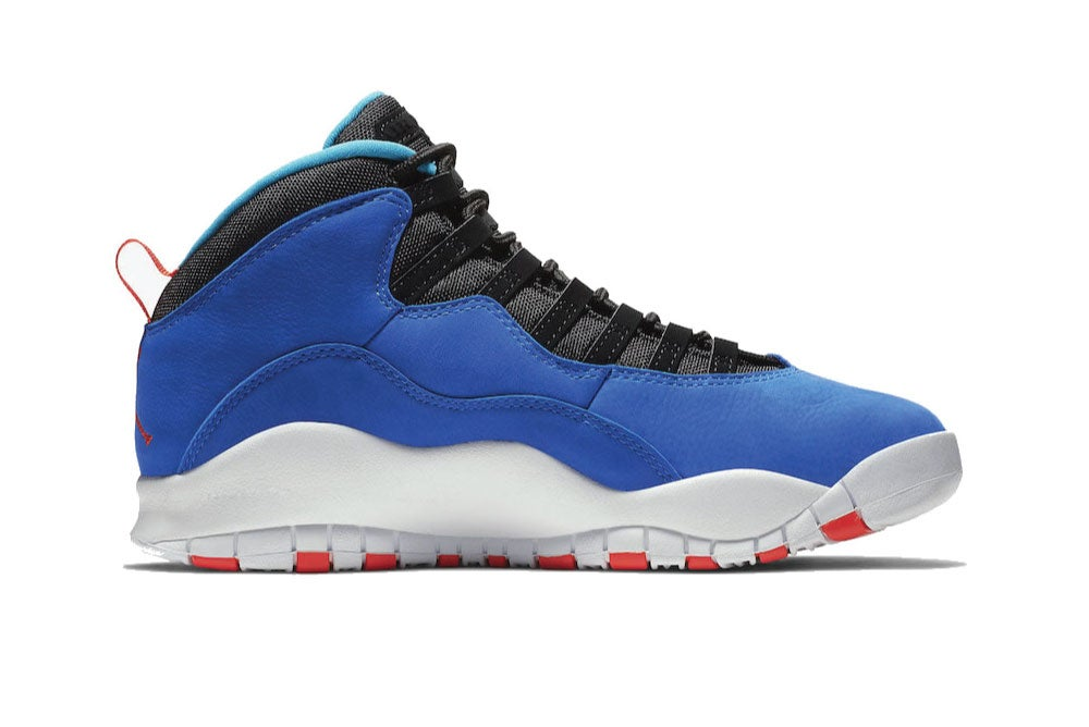 "Image of Air Jordan 10 Tinker ""Huarache Light"" 310805-408"