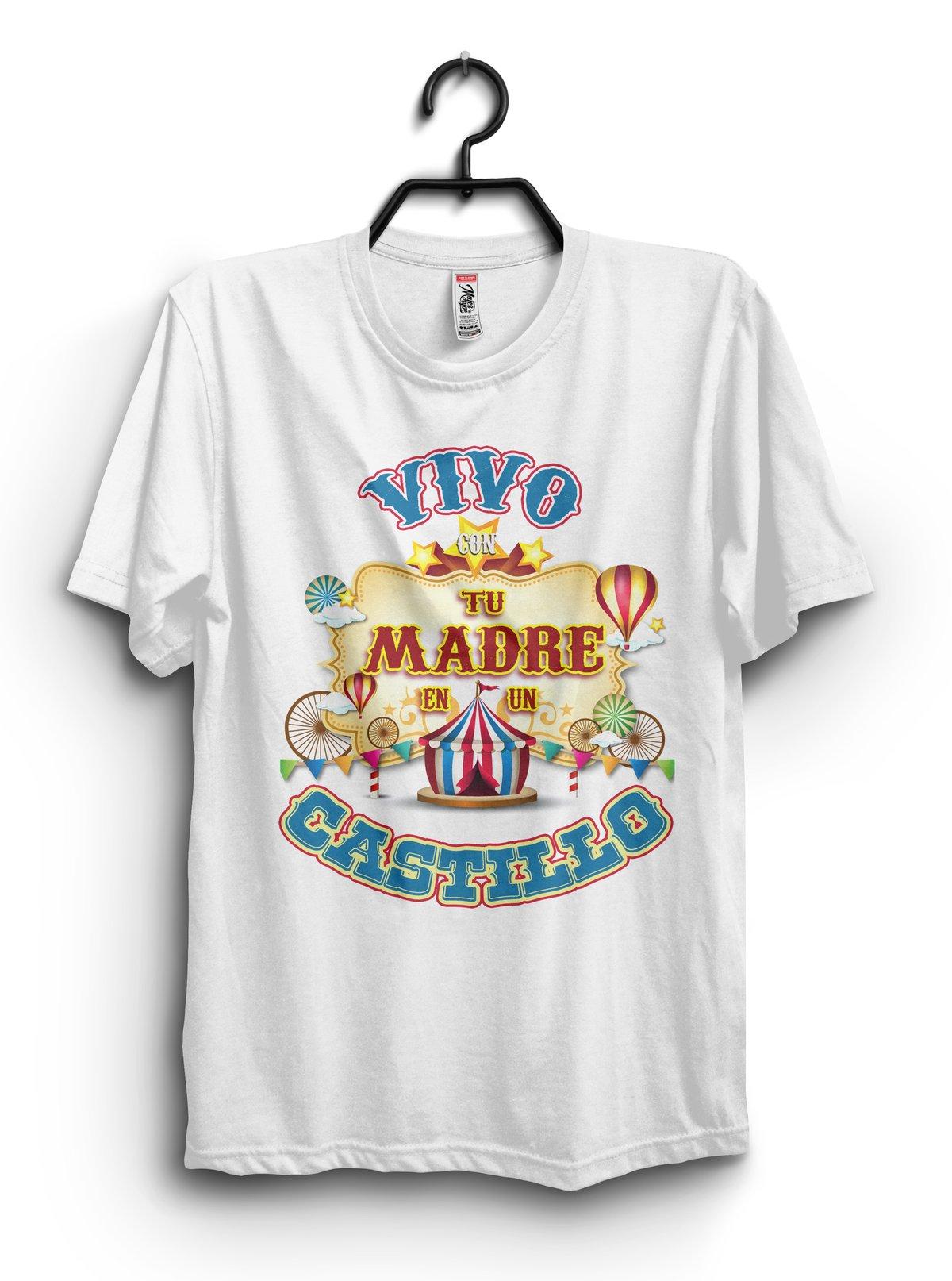Image of VIVO CON TU MADRE