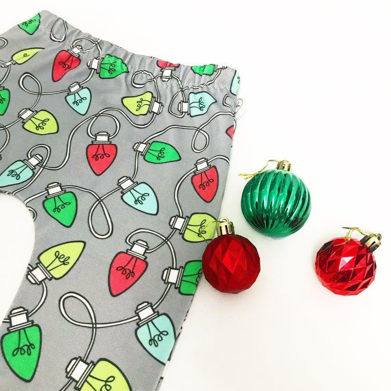 Image of Christmas Lights Leggings