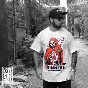 Image of 'Sin Reaper' T-shirt | JPN x MTL