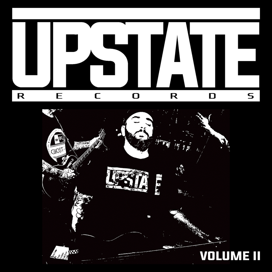Image of Upstate Records 'Volume II' Compilation CD