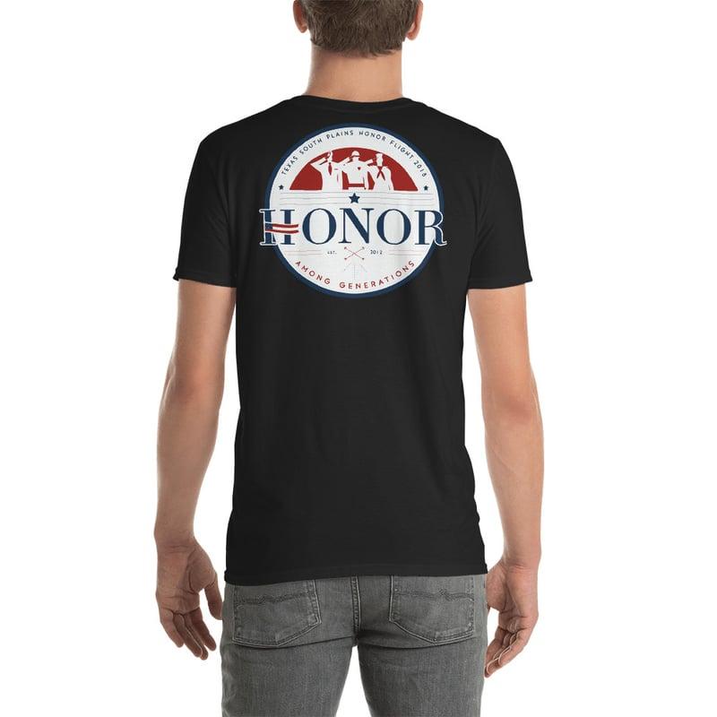 Image of Honor Among Generations T-Shirt Black