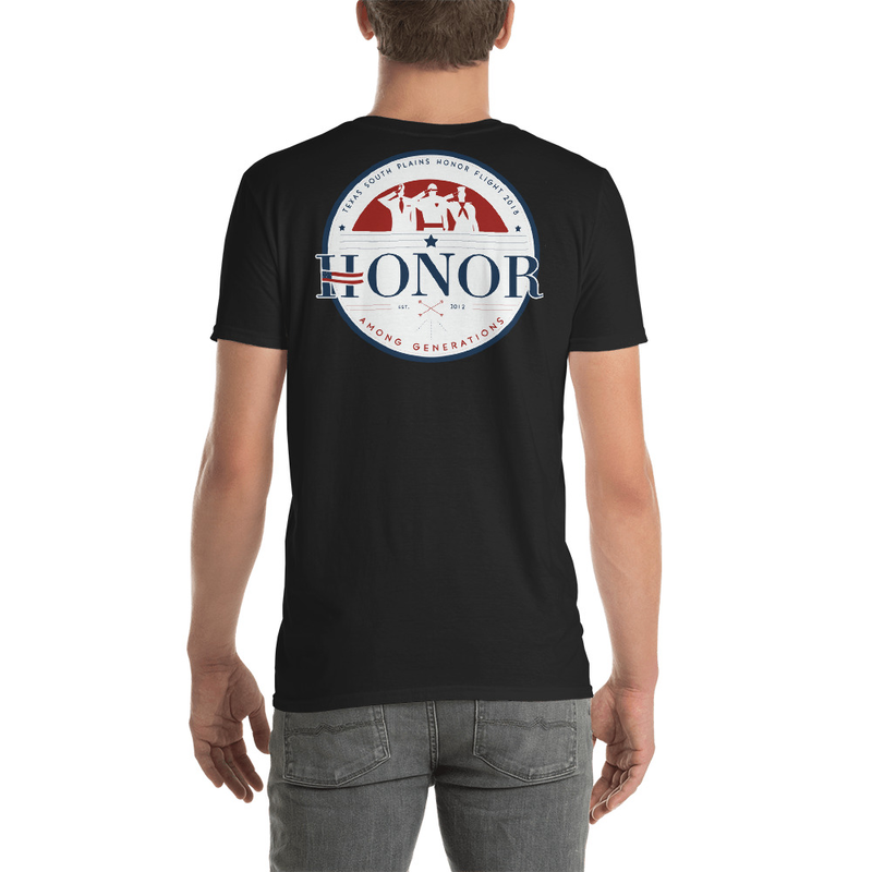 Image of Honor Among Generations T-Shirt Black