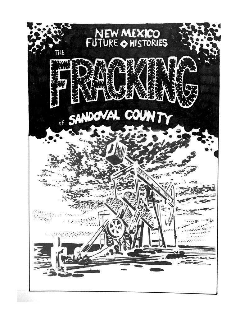 Image of The Fracking of Sandoval County