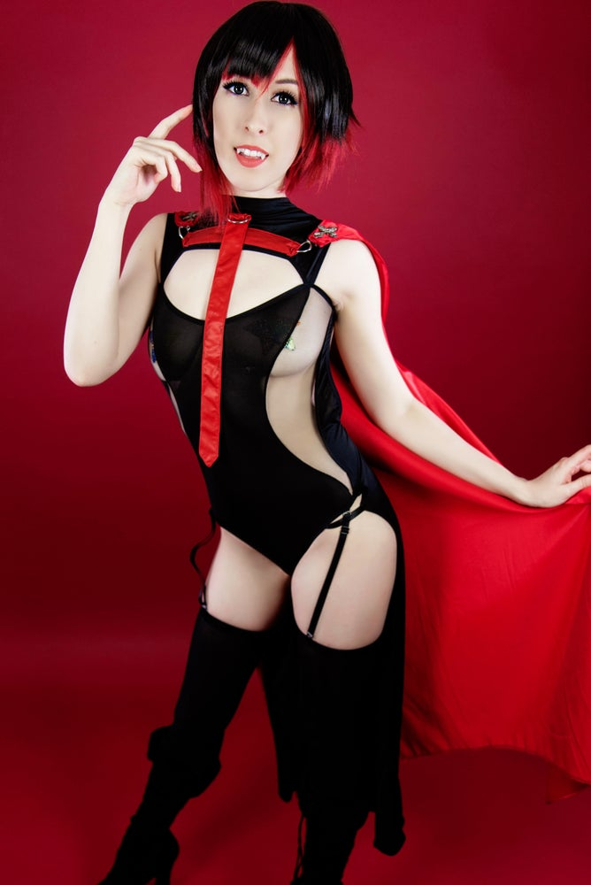 Image of Halloween Ruby (Vampire)